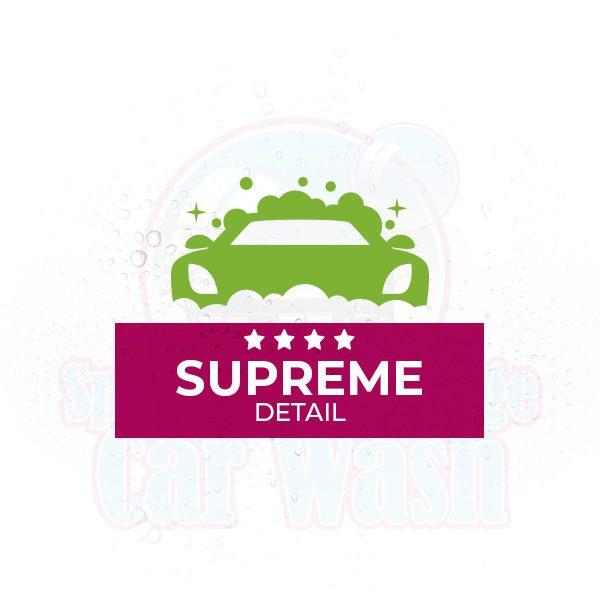 Supreme Detail