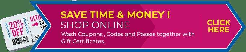 Save Time & Money! Shop Online